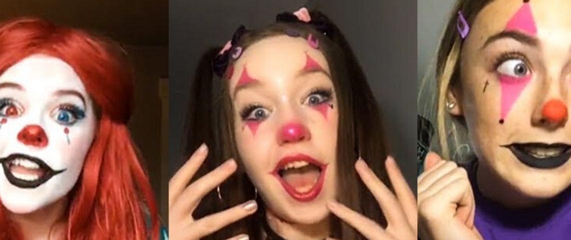 tiktok clowns