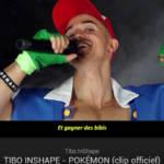 un extrait du clip Pokemon de Tibo InShape