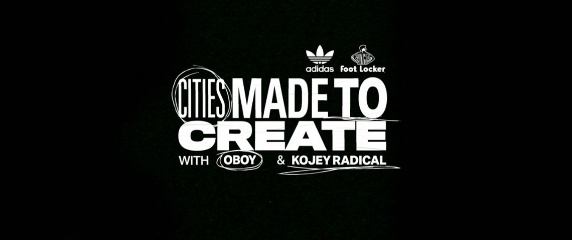 Logo « Cities Made To Create »