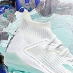 basket adidas réalisés avec du plastique marin recyclé