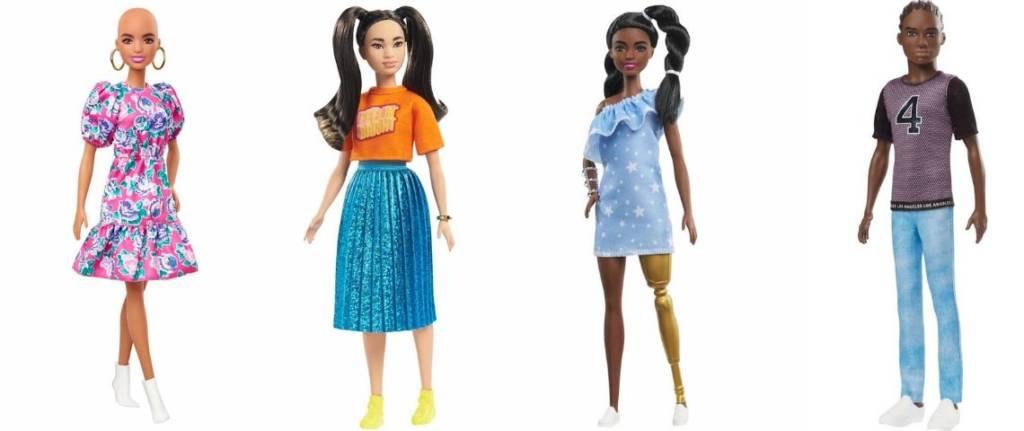 Collection Barbie Fashionistas