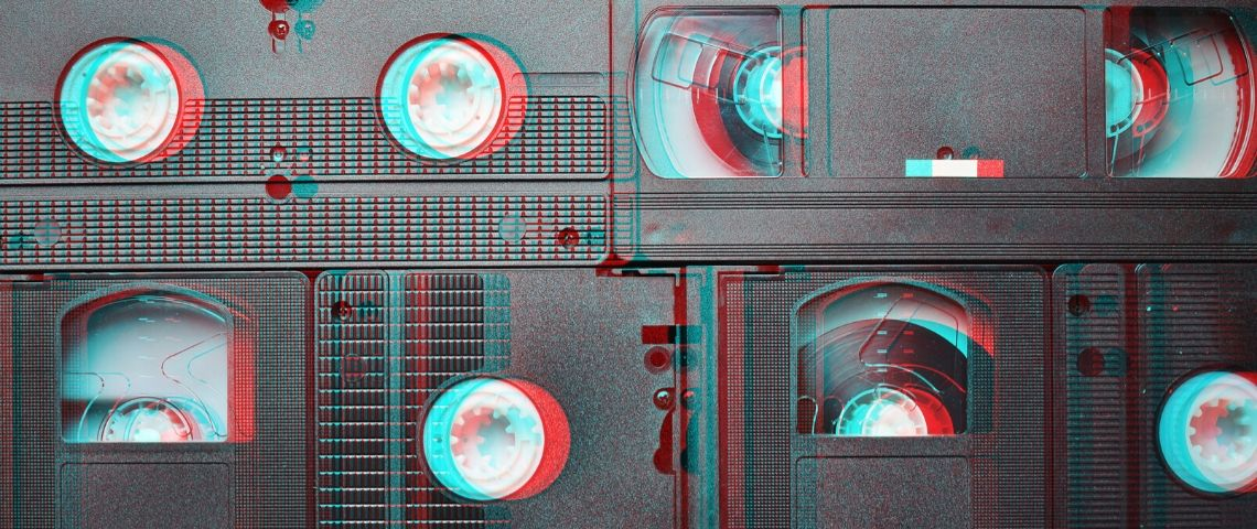 Des cassettes VHS