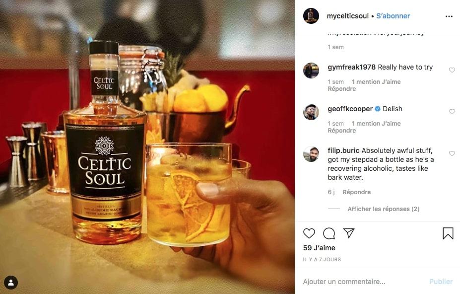 Celtic Soul Instagram
