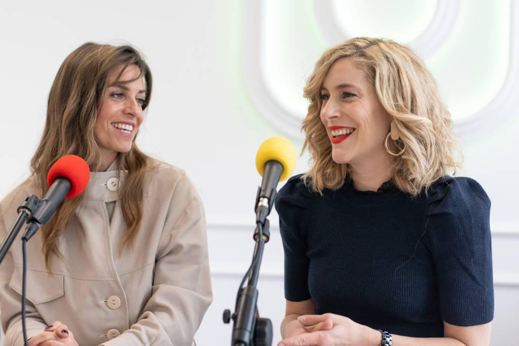 Julie Pellet et Mélanie Agazzone de chez Instragram
