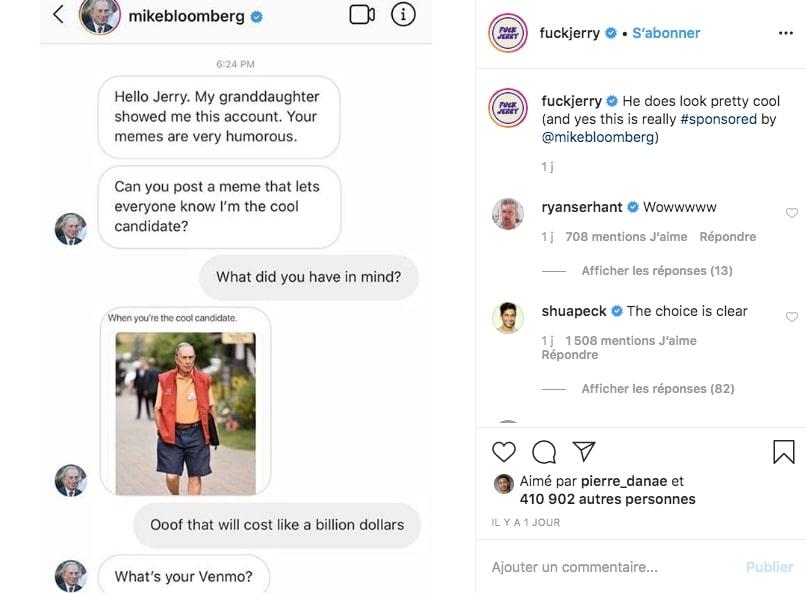 Compte Instagram FuckJerry