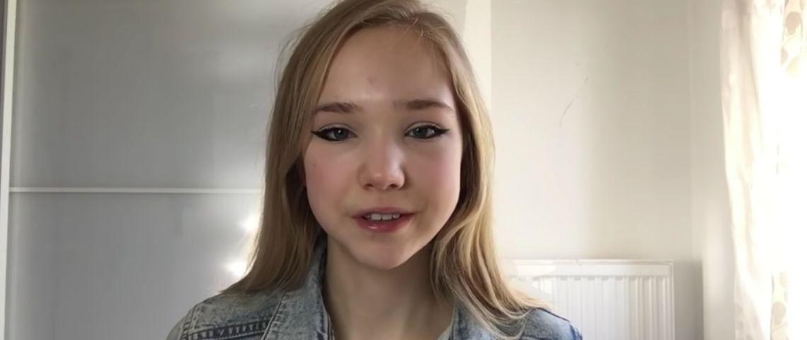 Naomi Seibt, l'ado climatosceptique qui s'oppose à Greta Thunberg