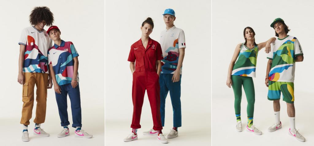 Tenues de skateboard Nike SB