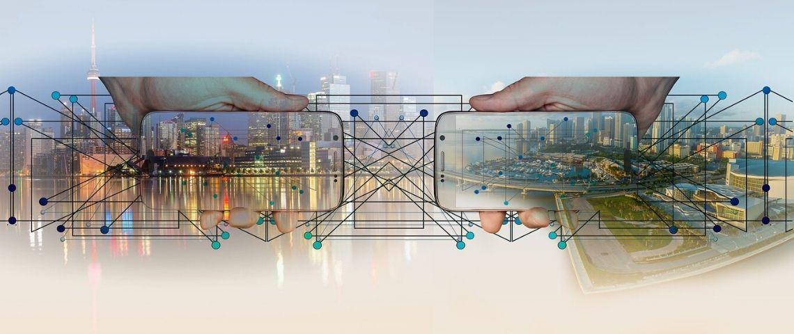 Visuel de circuit imprimé