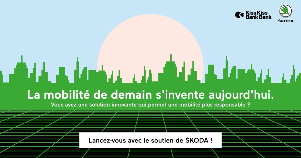 Logo Skoda Recharge Life