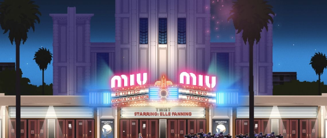 Capture d'écran du jeu Miu-Miu