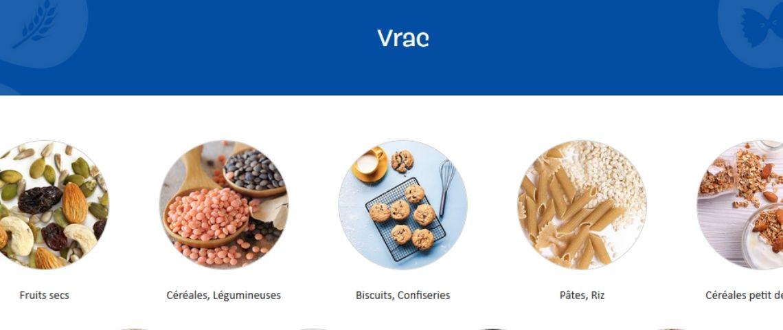 Site e-commerce de Biocoop