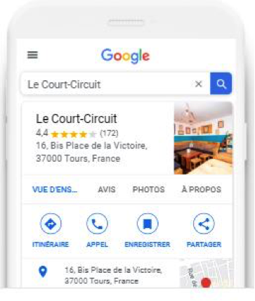 Avis Google Mobile