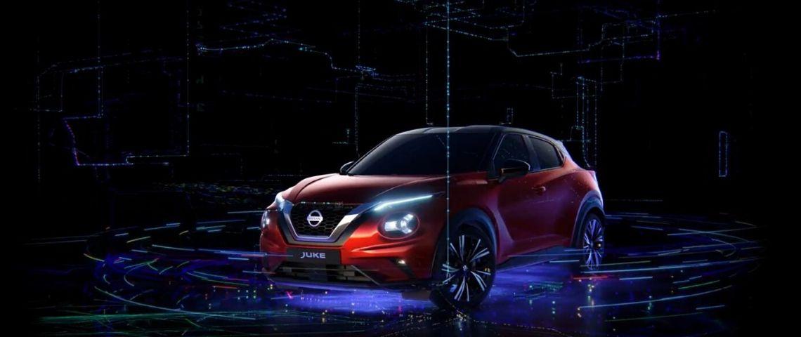 A l'occasion du lancement du nouveau Nissan JUKE, Nissan France et ses agences TBWA Paris, OMD et Fuse proposent au grand public de venir le découvrir dans un hologramme
