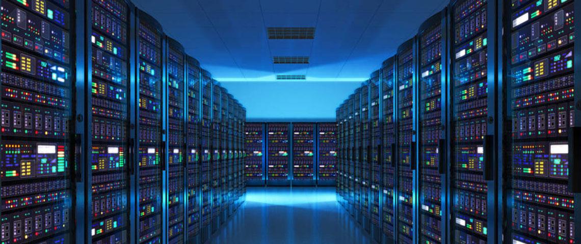 Des data center