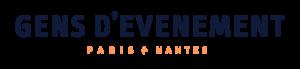Gens d'événement logo