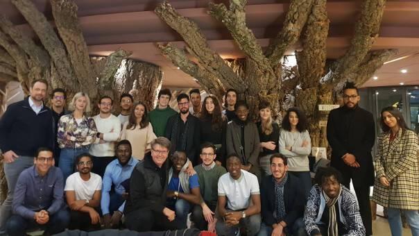 Equipe de la semaine de la langue francaise et francophonie