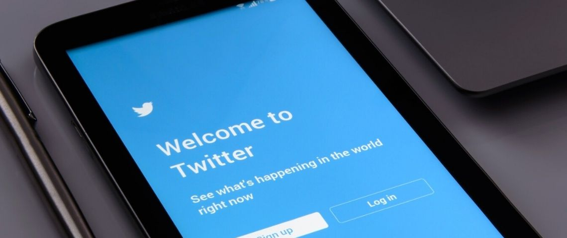 Application Twitter