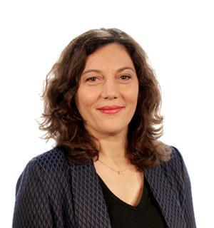 Portrait de Delphine Pouponneau