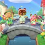 Capture d'écran du jeu vidéo Animal Crossing