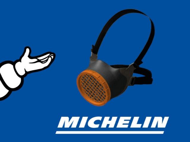 Le nouveau masque développé par Michelin contre le coronavirus