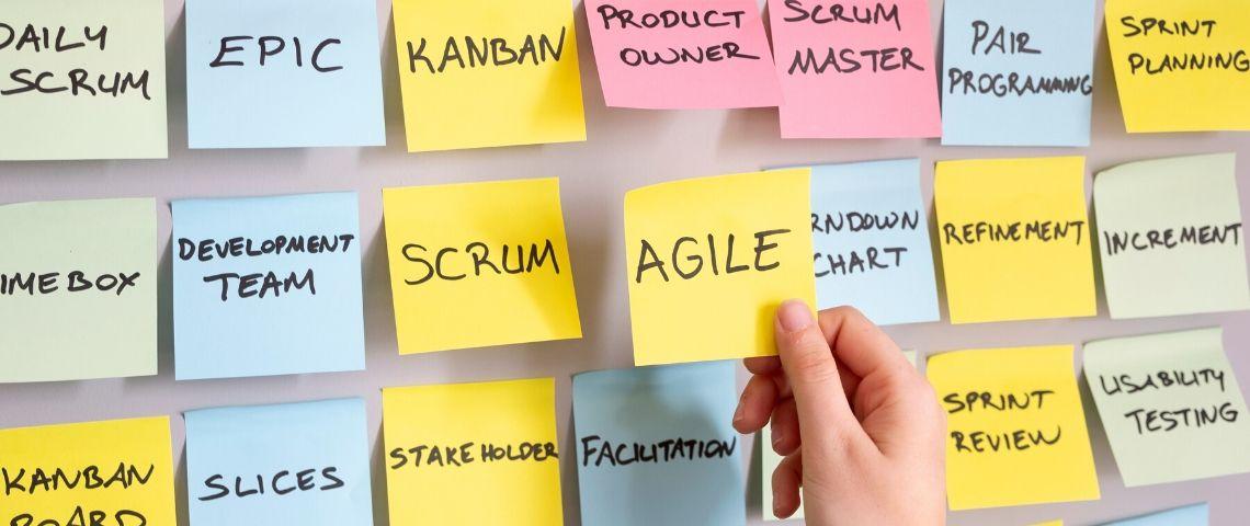 Choisir une méthode agile en développement web