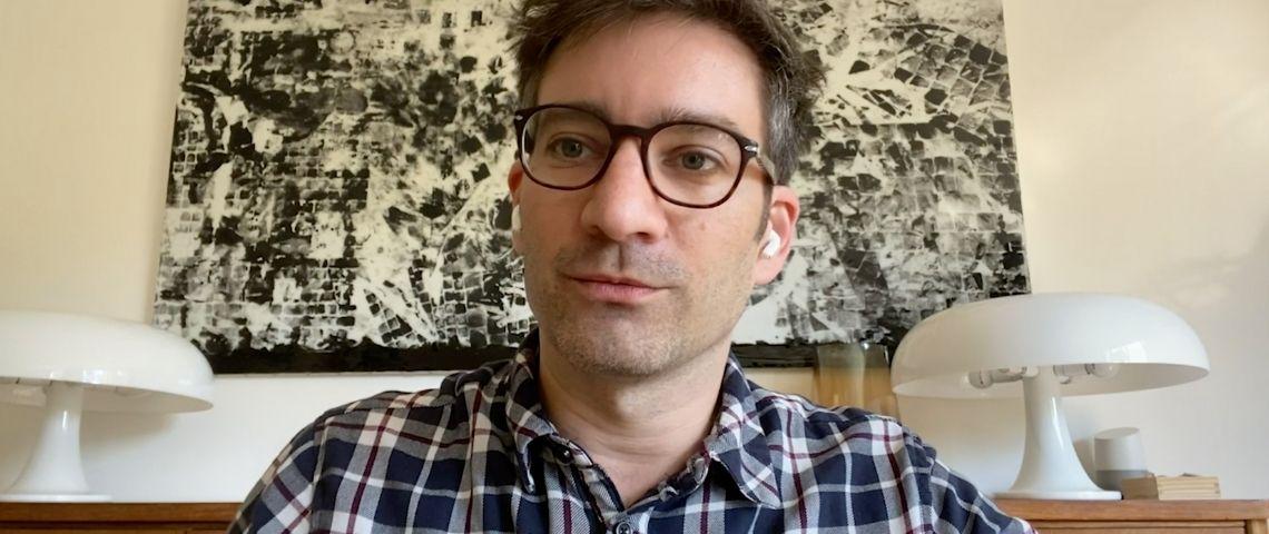Le regard de Jérôme Houdry, directeur associé de l'agence 87 seconds