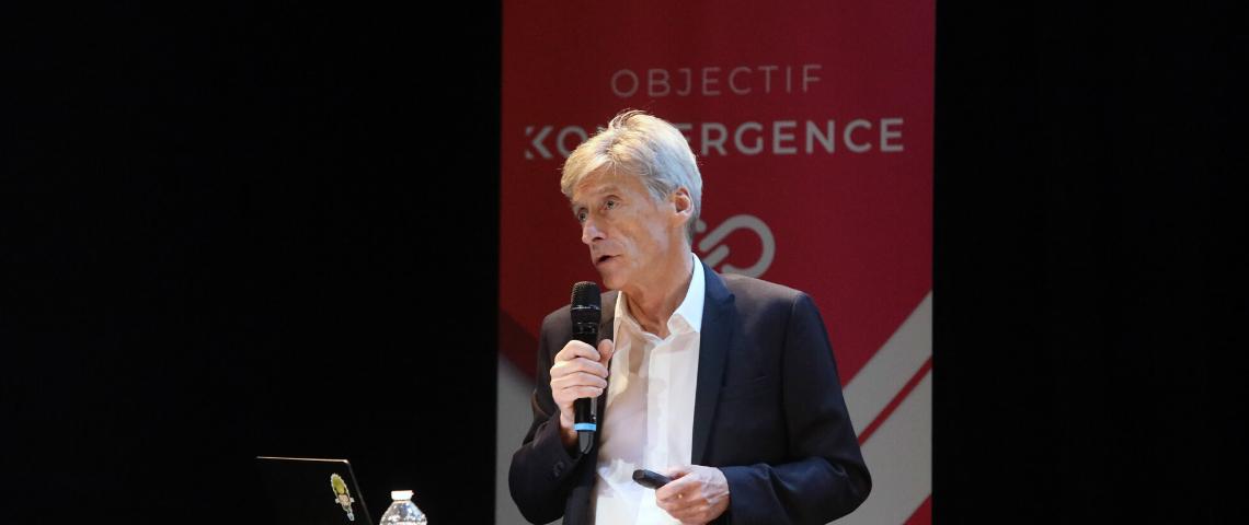 Le regard de Pierre Deniset, président et fondateur de Kaliop Group