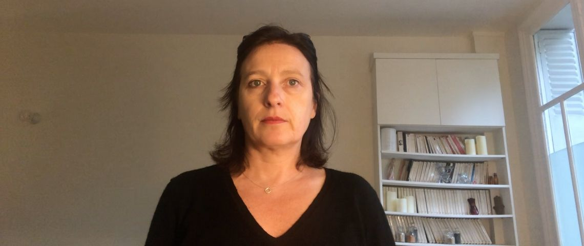 Le regard d'Anne Brunet, fondatrice et directrice associée d'Initiales BB