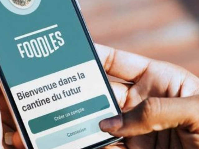 L'application de Foodles