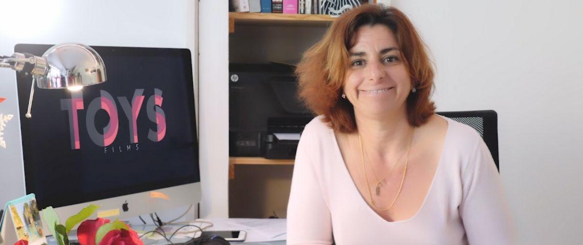 Le regard de Karen Vernimmen, dirigeante de l'agence Toys Films