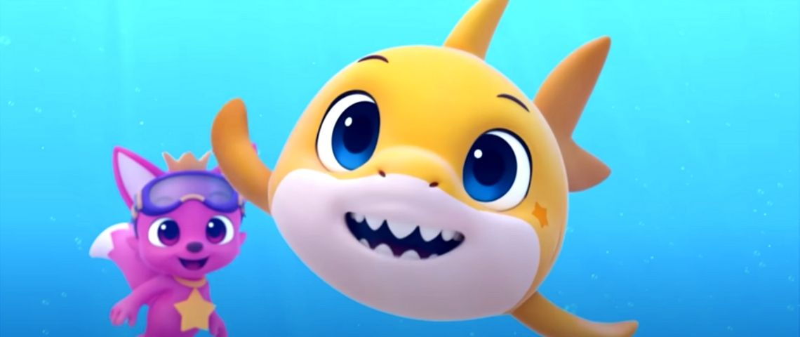 bébé requin jaune vidéo youtube