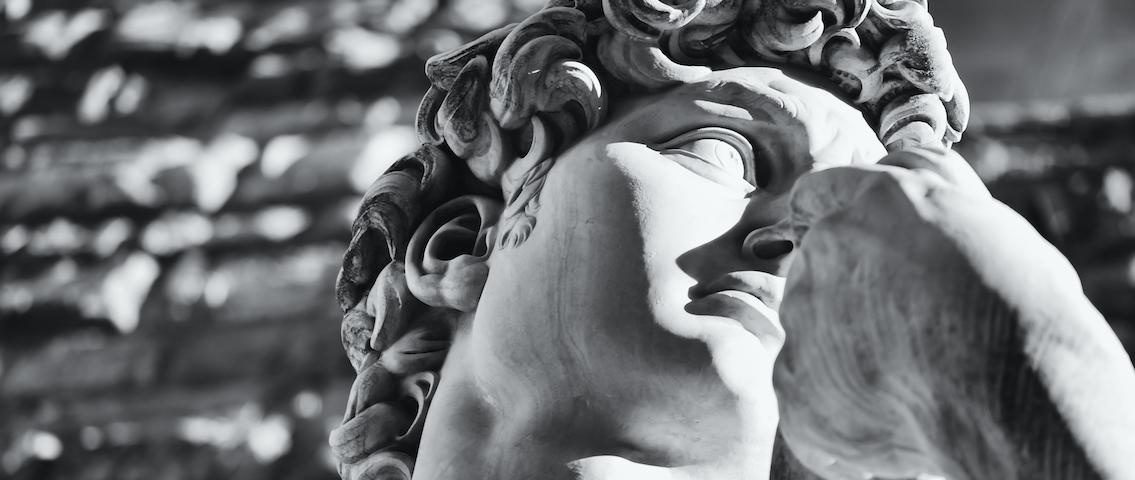 Statue classique