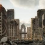 une scène post apocalyptique