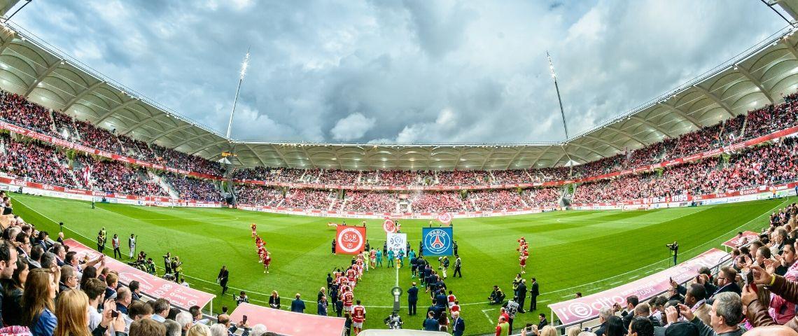 Un stade