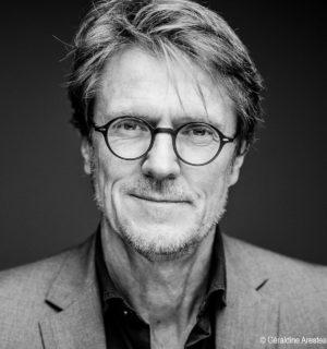 Portrait de Bruno Vinay