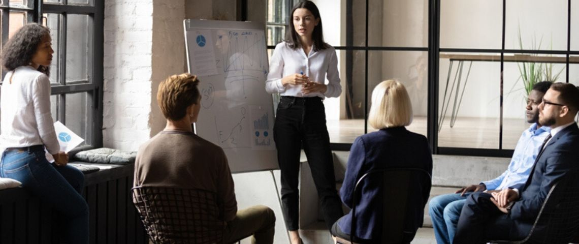 réunion d'entreprise