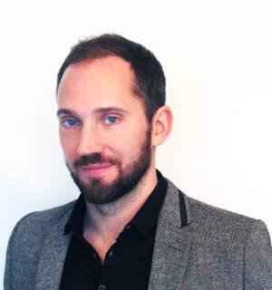 Portrait de Maxime Fleuriot