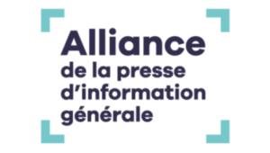 L'ALLIANCE DE LA PRESSE D'INFORMATION GENERALE