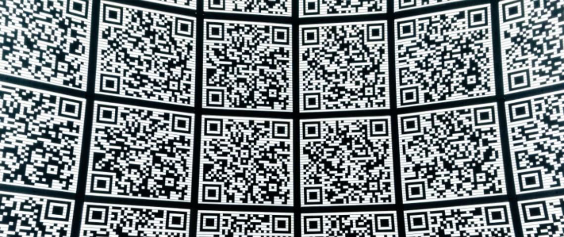 Série de QR code
