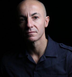Portrait de Rachid Ouramdane