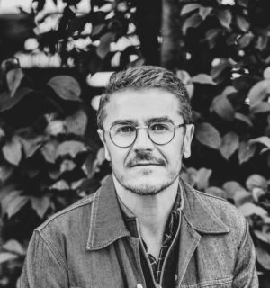 Portrait d'Arnaud Meunier