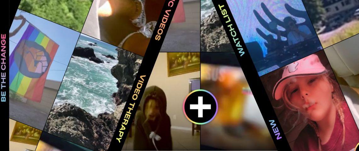 On a testé TRASH, la nouvelle app vidéo branchée pour internautes arty et délurés