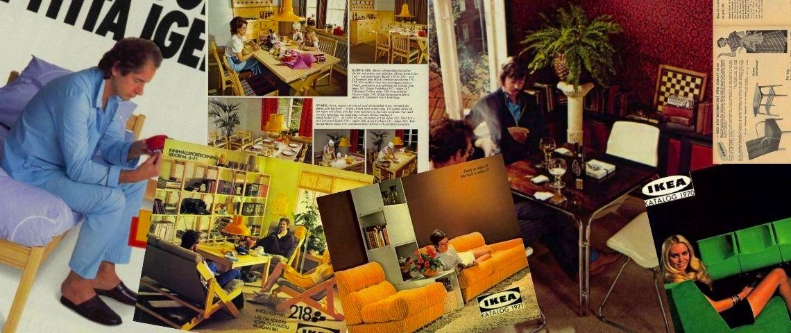 vieux catalogues IKEA
