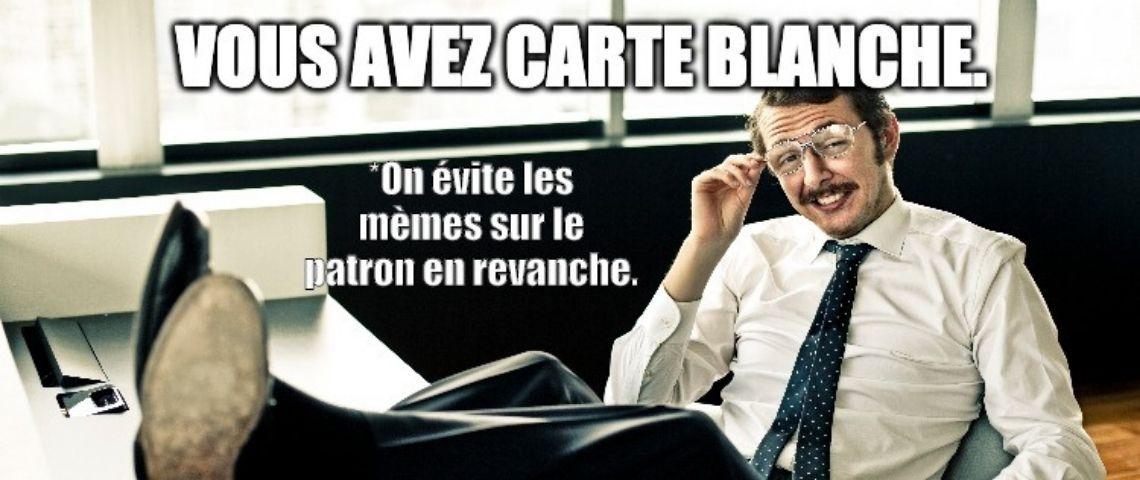 Nouveau métier : « Chief Meme Officer »