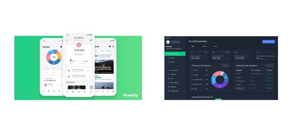 Application Greenly