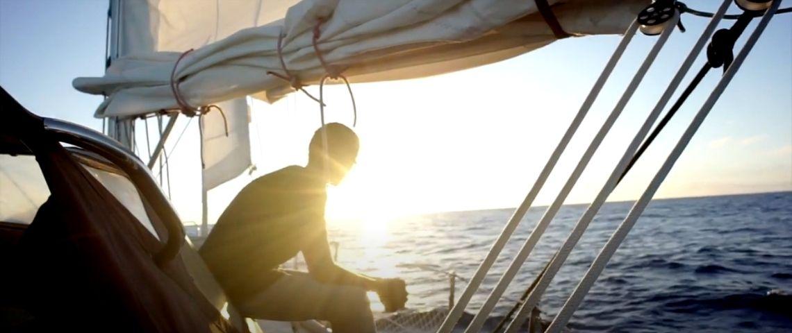 4 ans sur un voilier auto-suffisant : « on est peut-être la dernière génération de jeunes à pouvoir le faire »