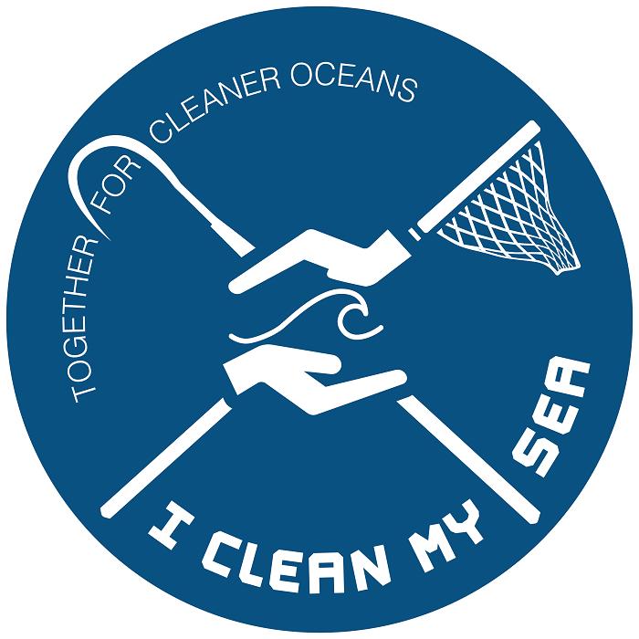 logo I clean My sea