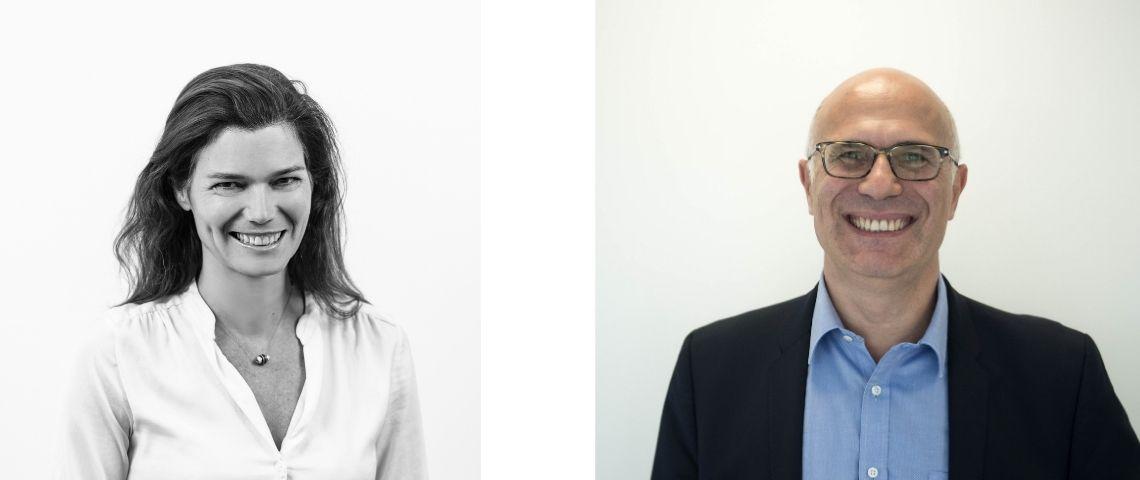 Isabelle André et Laurent Horwitz