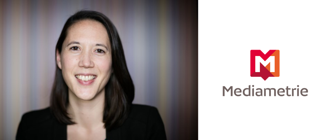 Estelle Duval est nommée Directrice de la Stratégie de Médiamétrie pour accompagner l'évolution du marché des médias