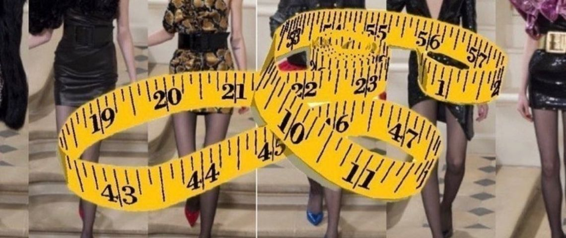 Une pétition enjoint à « changer les normes merdiq*** de la mode »